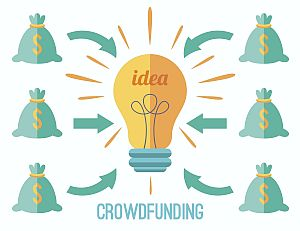Best entity into investing in startups and crowdfunding securities investment experience